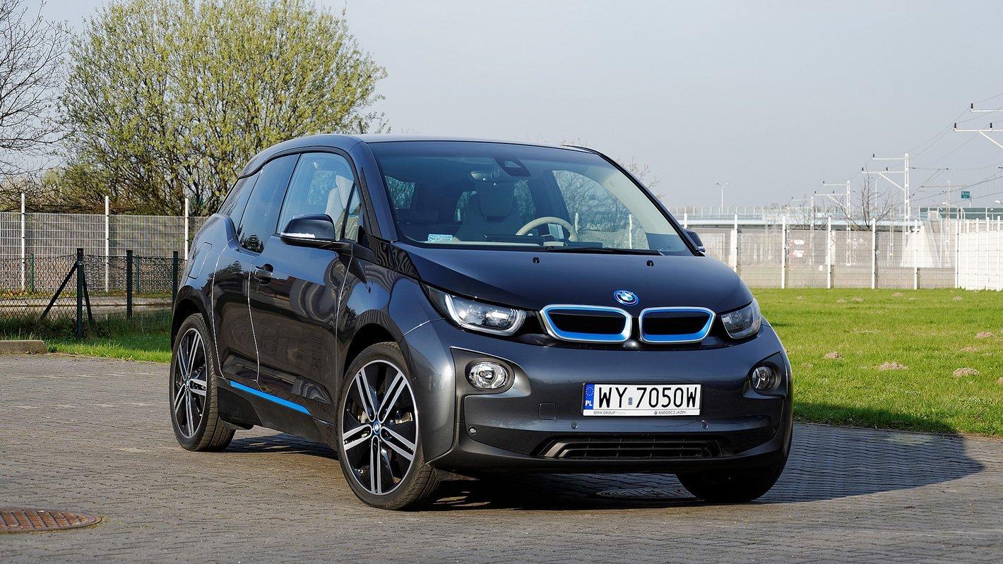BMW i3 94 Ah - opinia i ocena