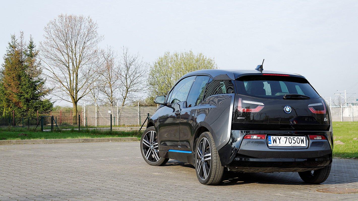 BMW i3 94 Ah - zalety i wady