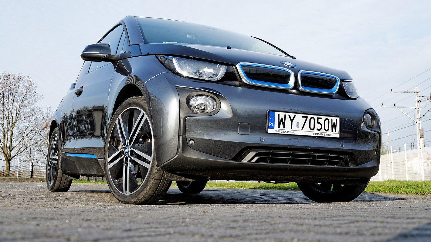 BMW i3 94 Ah - hamulce