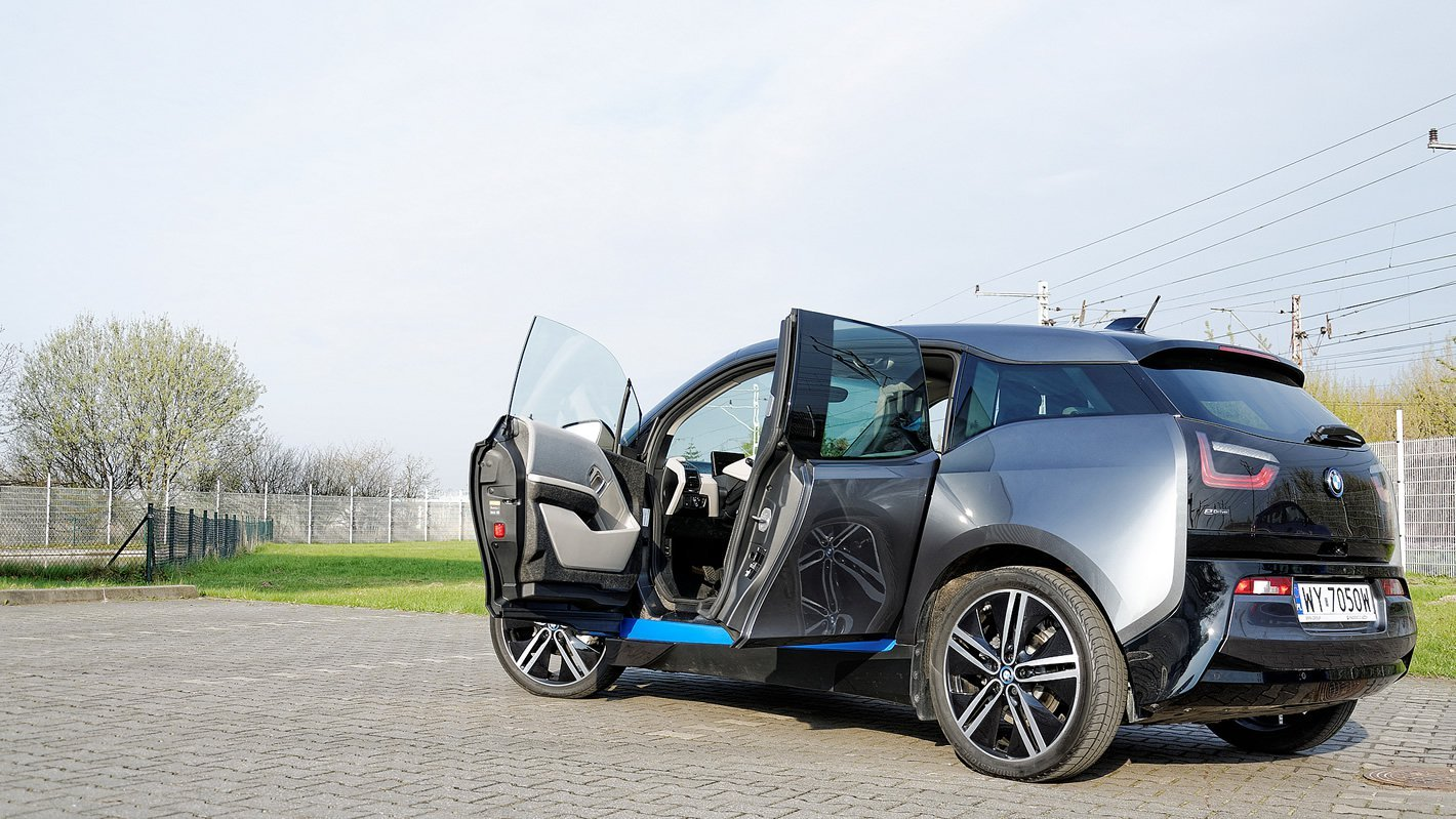BMW i3 94 Ah - ceny
