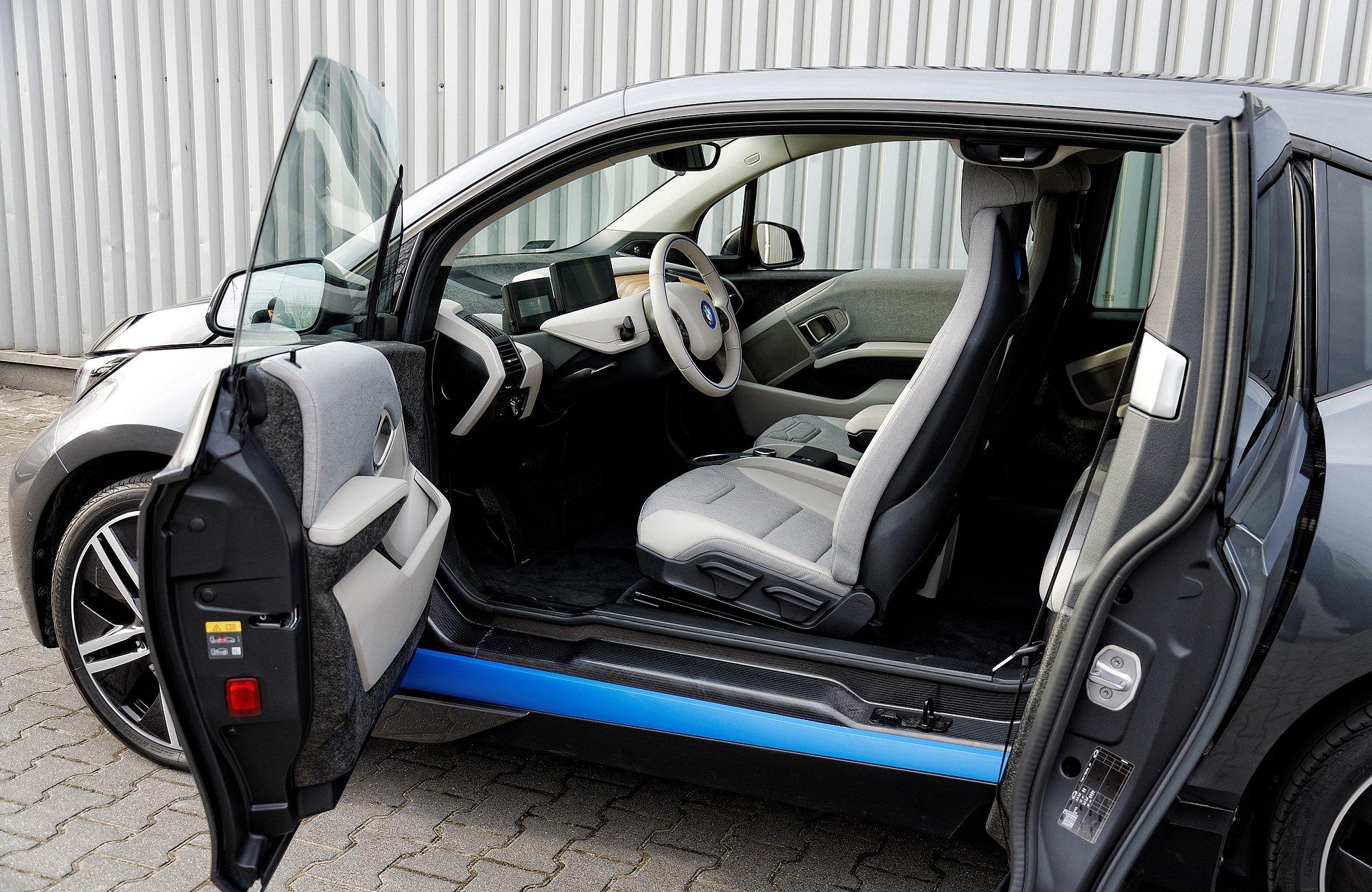 BMW i3 94 Ah - monokok