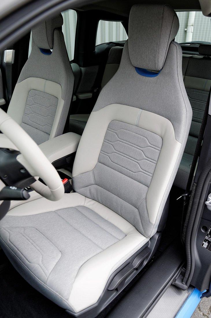 BMW i3 - fotel kierowcy