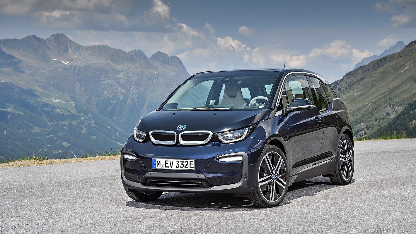 BMW i3 - elektryczny napęd