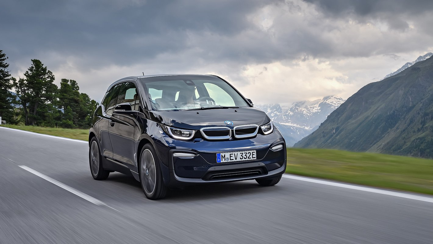 BMW i3 all electric