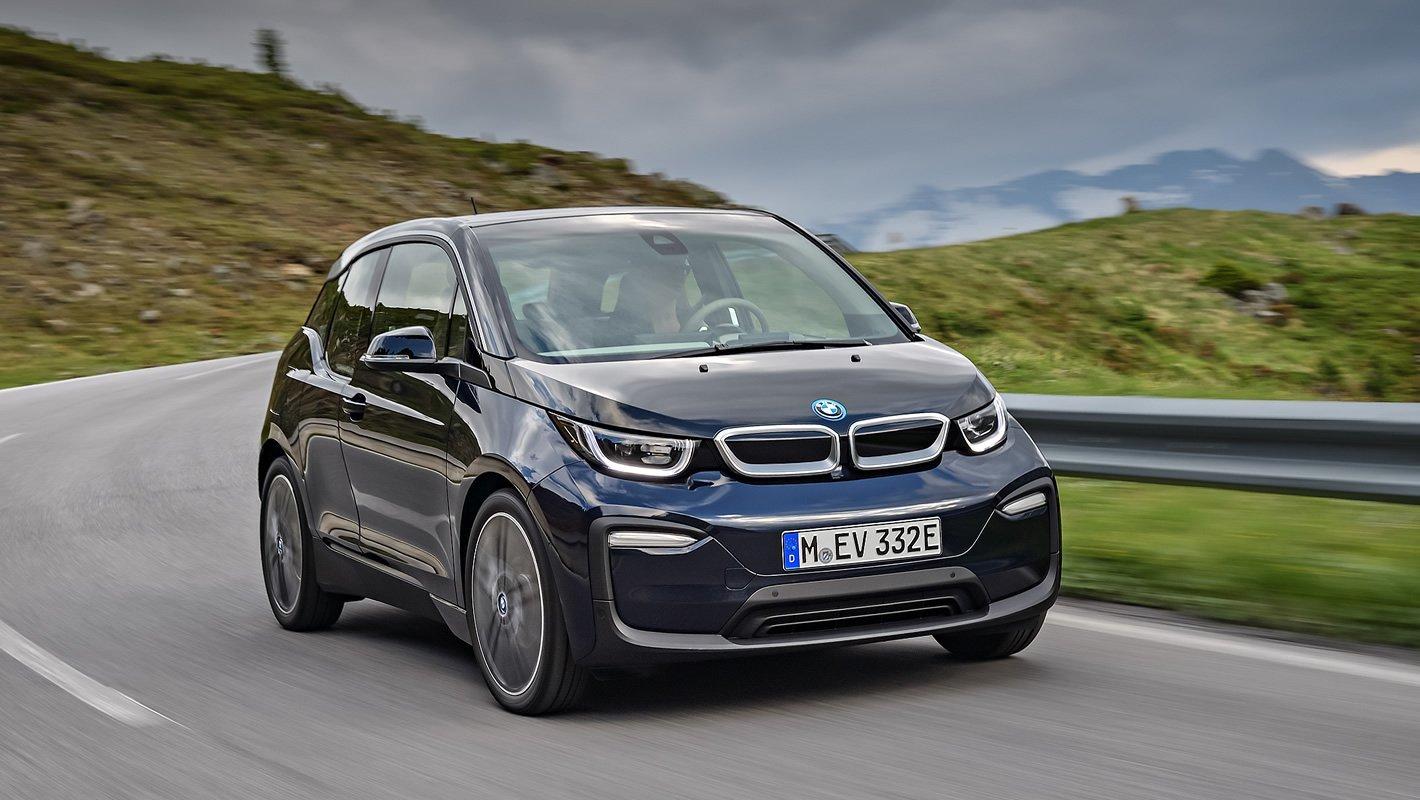 BMW i3 zasięg na baterii