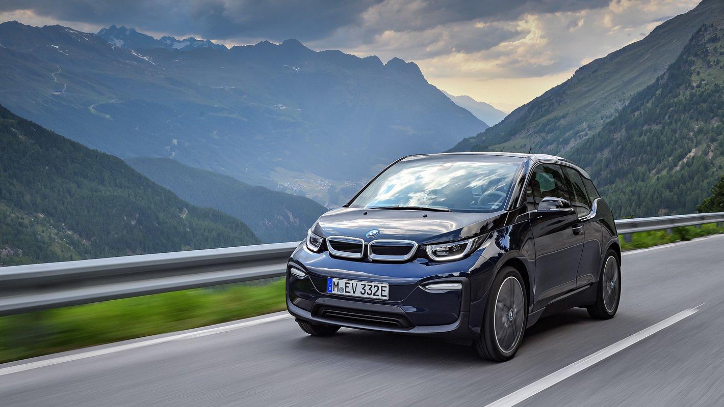 BMW i3 - w pełni elektryczne auto