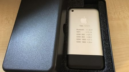 iphone prototyp 2006 tył