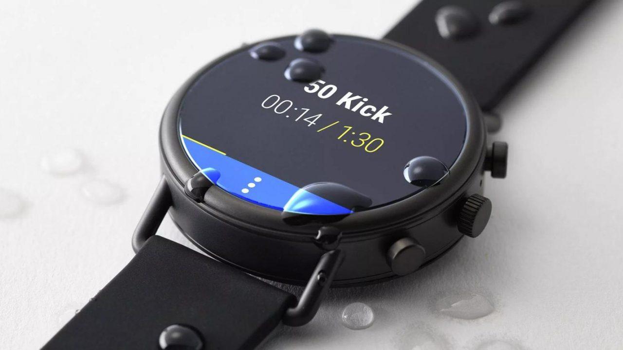 google zegarek patent