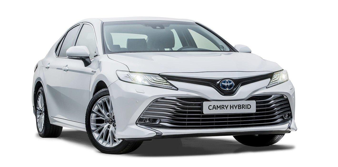 Toyota Camry Hybrid wersja europejska