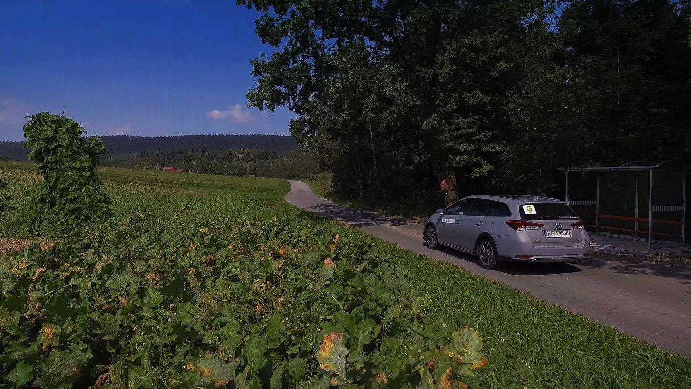 Toyota Eco Rally - zawody