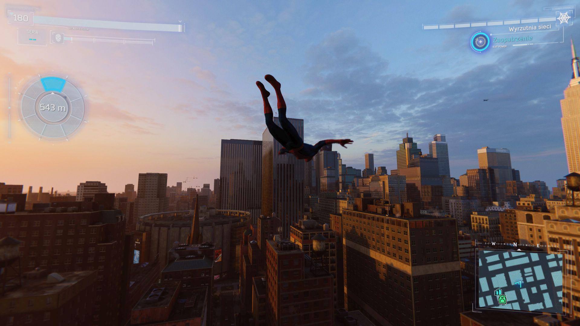 Marvel's Spider-Man recenzja