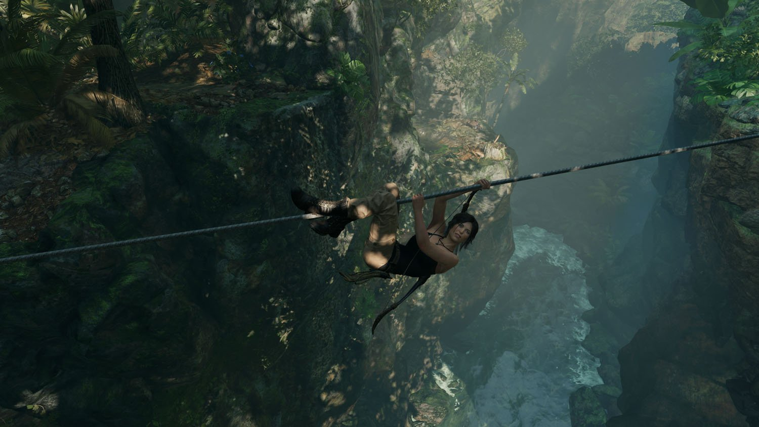 Shadow of the Tomb Raider gra
