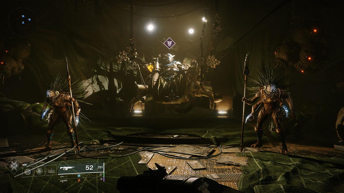 Destiny 2 Spider