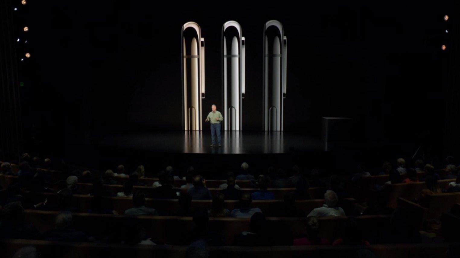 konferencja apple 2018
