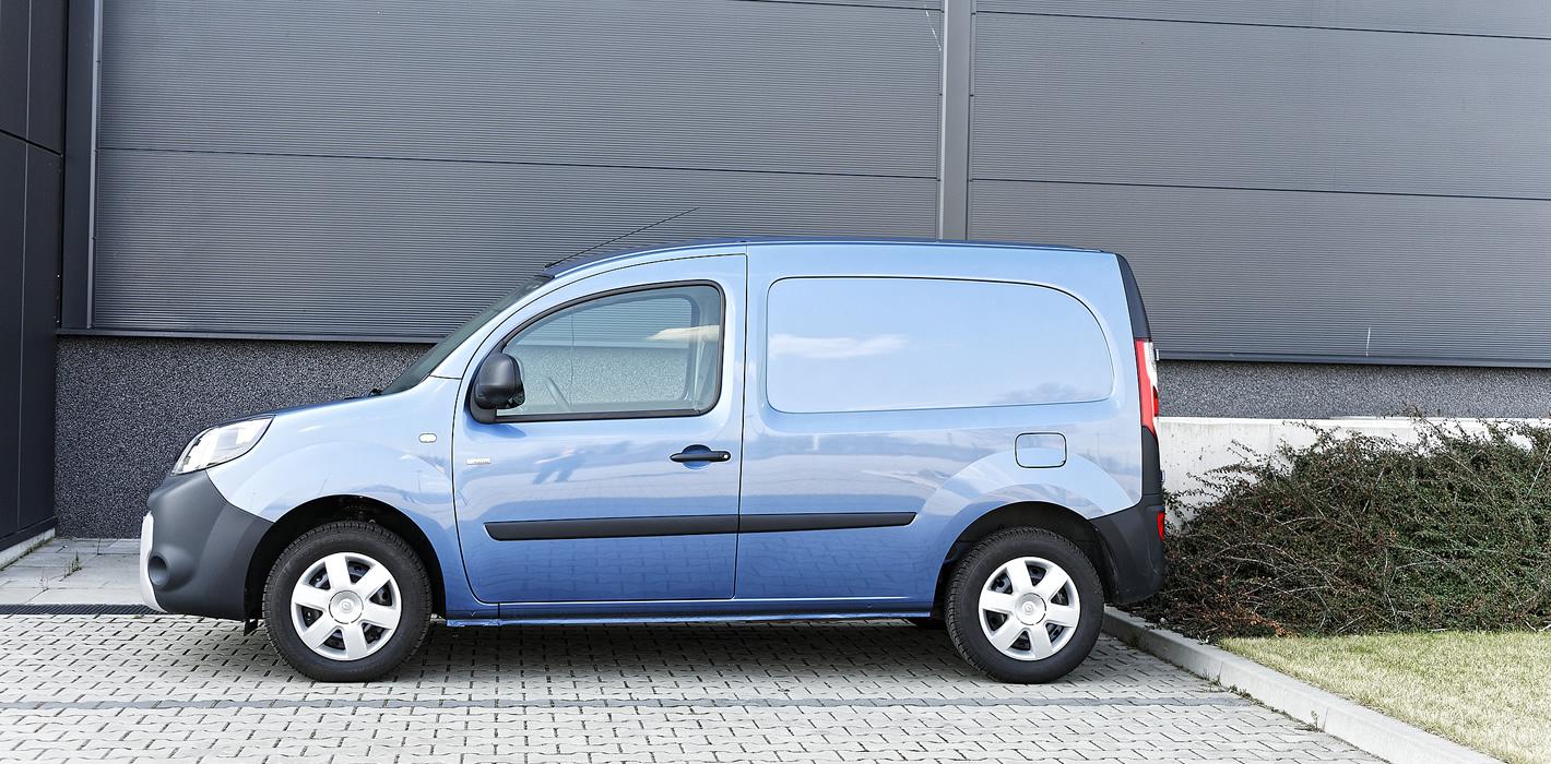 Renault Kangoo Z.E. w porównaniu z dieslem
