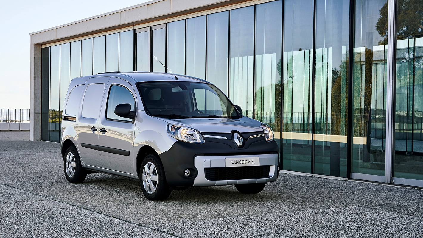 Renault Kangoo Z.E. - podsumowanie