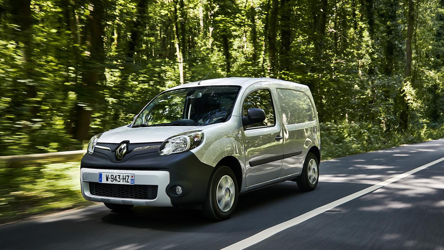 Renault Kangoo Z.E. - ocena i opinia