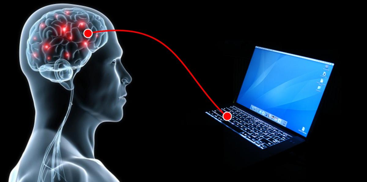 Mózg podłączony do komputera