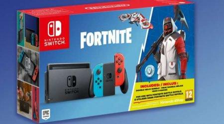 zestaw Fortnite Switch