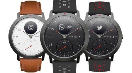 withings nowy zegarek