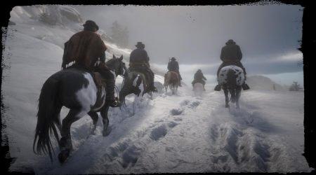 Red Dead Redemption 2 Mount Hagen