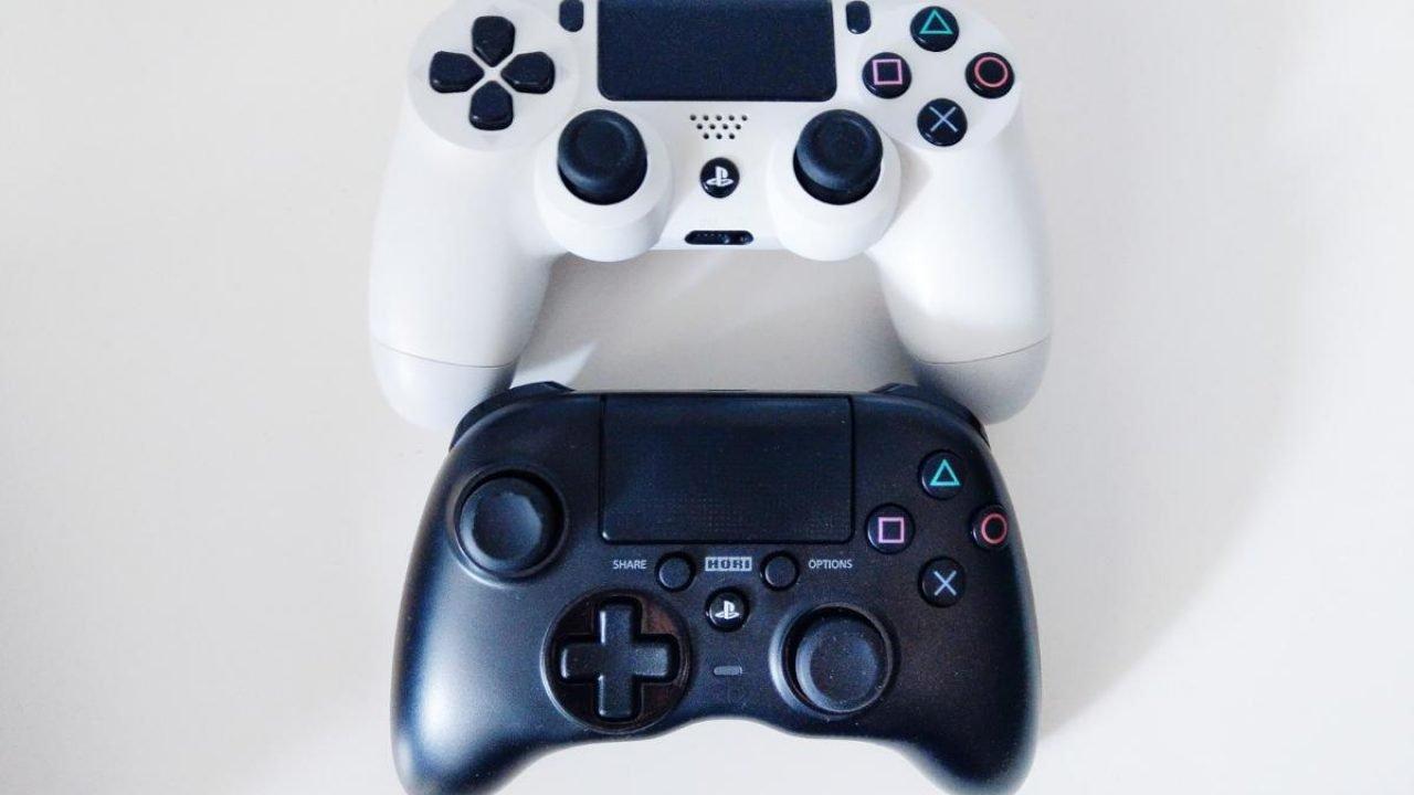 hori onyx dual shock 4 kontroler do PS4