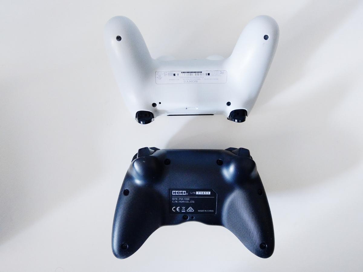 kontroler hori onyx dual shock 4