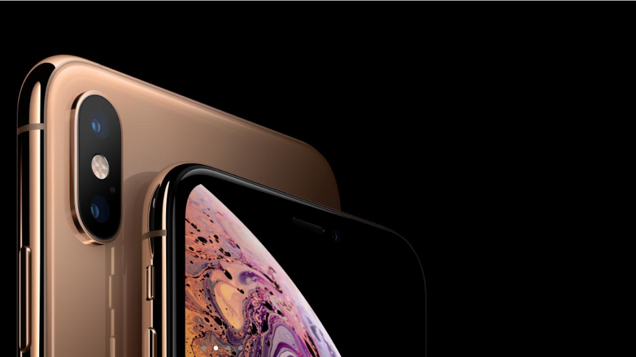 iPhone XS i iPhone XS Max