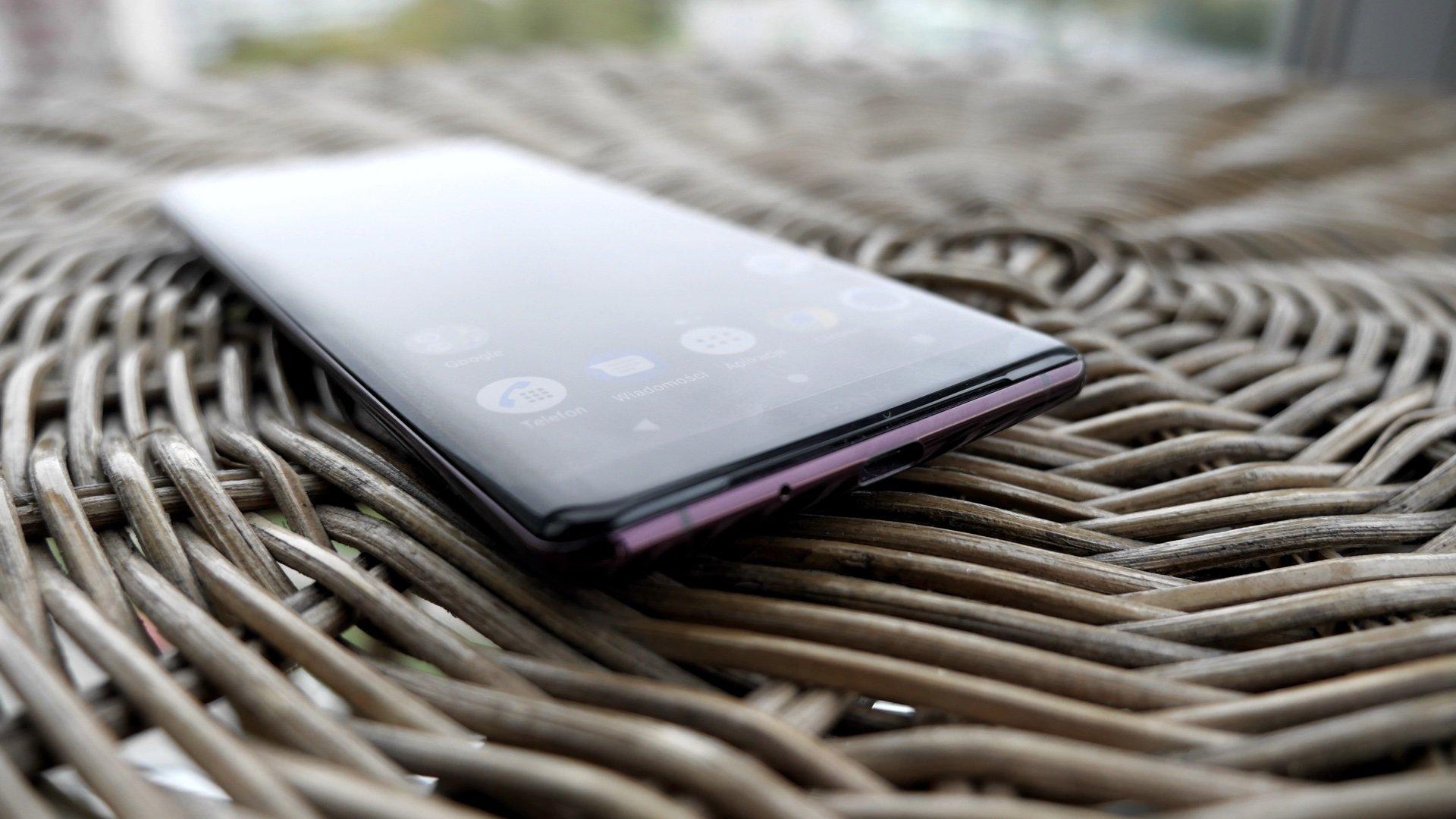 Sony Xperia XZ3 najnowszy smartfon od sony