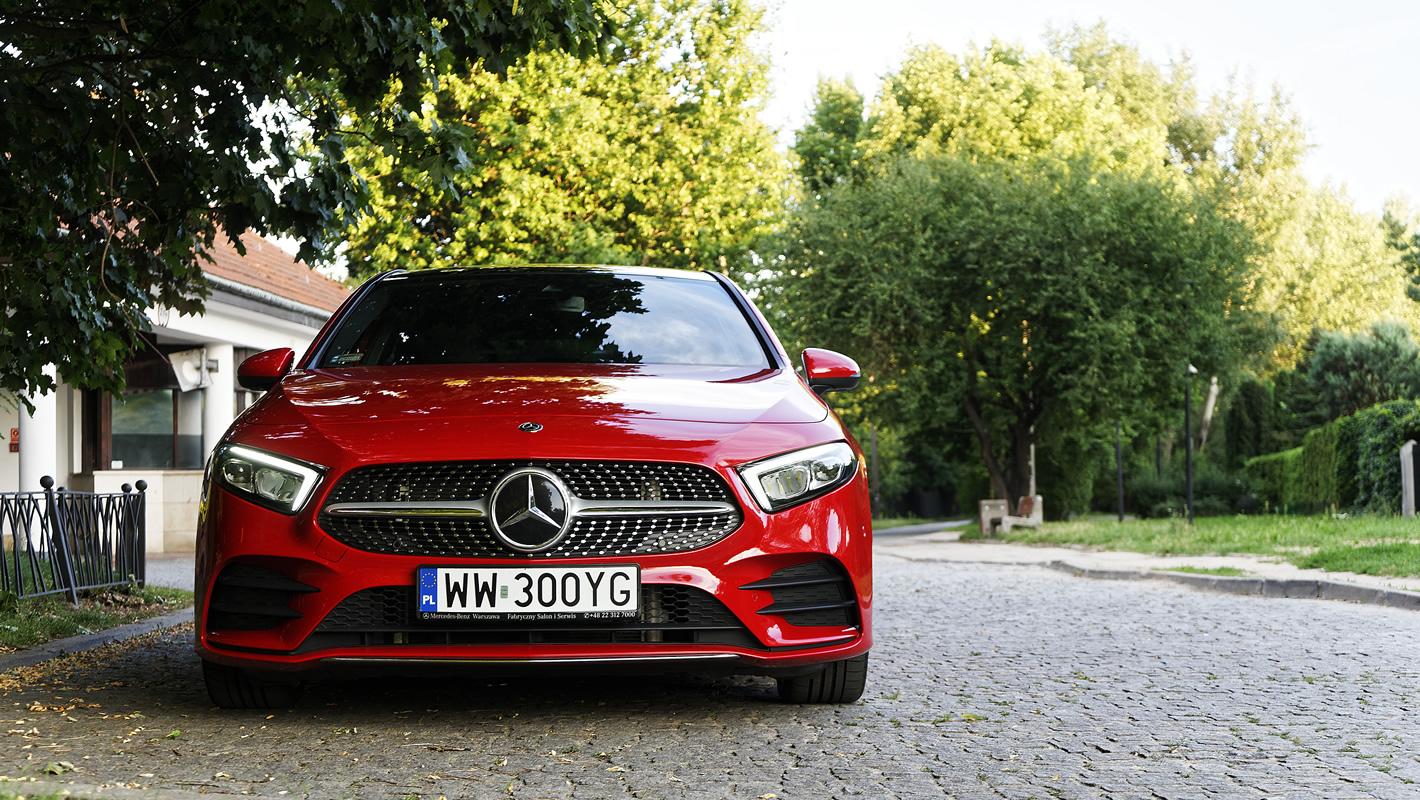 Mercedes-Benz Klasy A 200