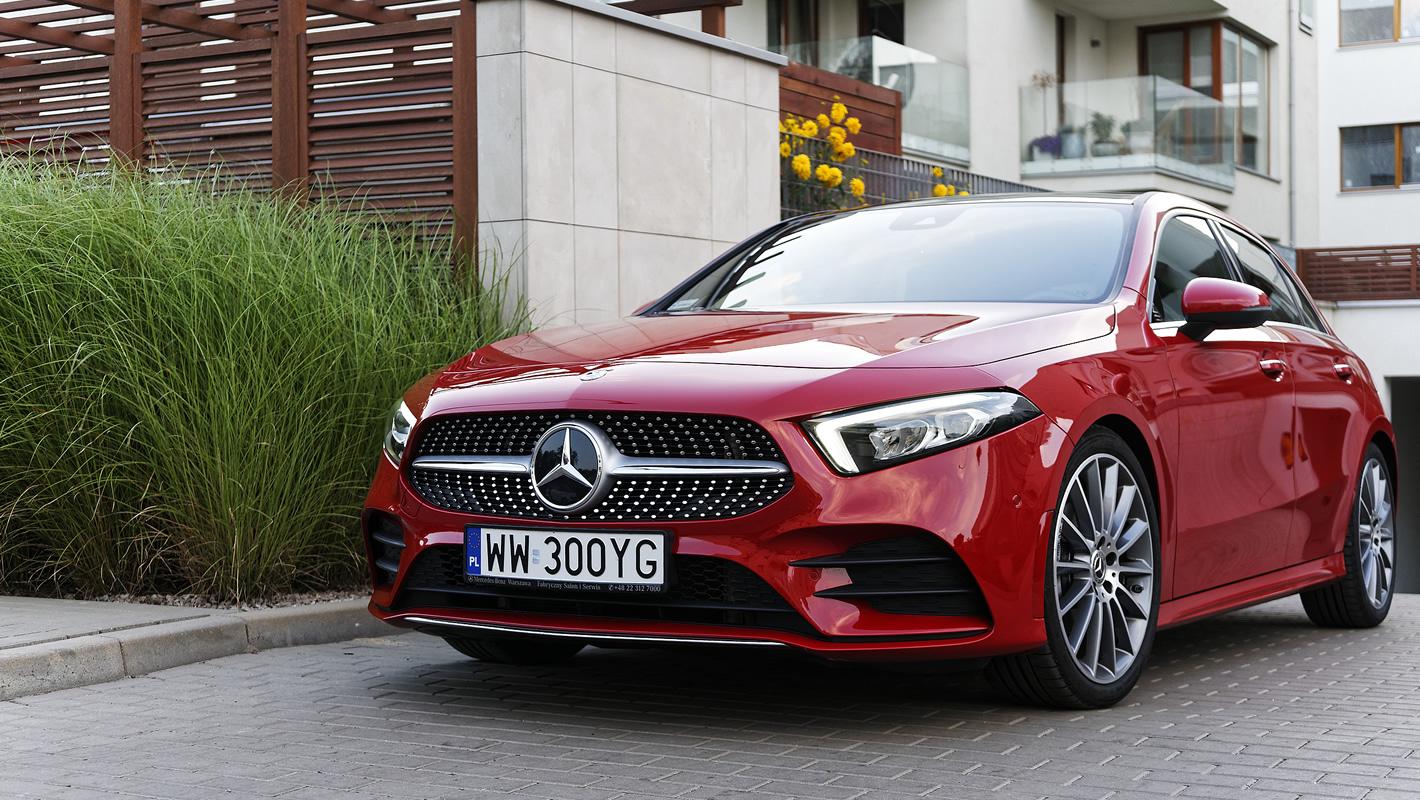 Mercedes-Benz Klasy A 200 to po prostu świetny samochód