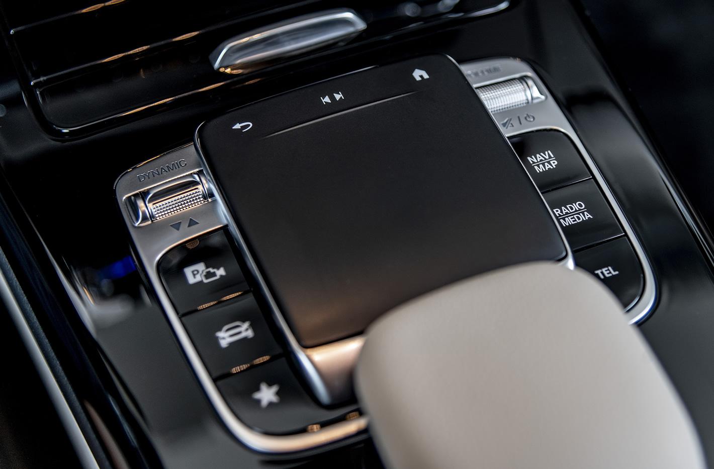 Mercedes-Benz Klasy A 200 - gładzik