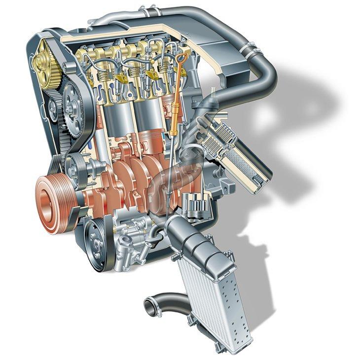 Silnik 1.9 TDI