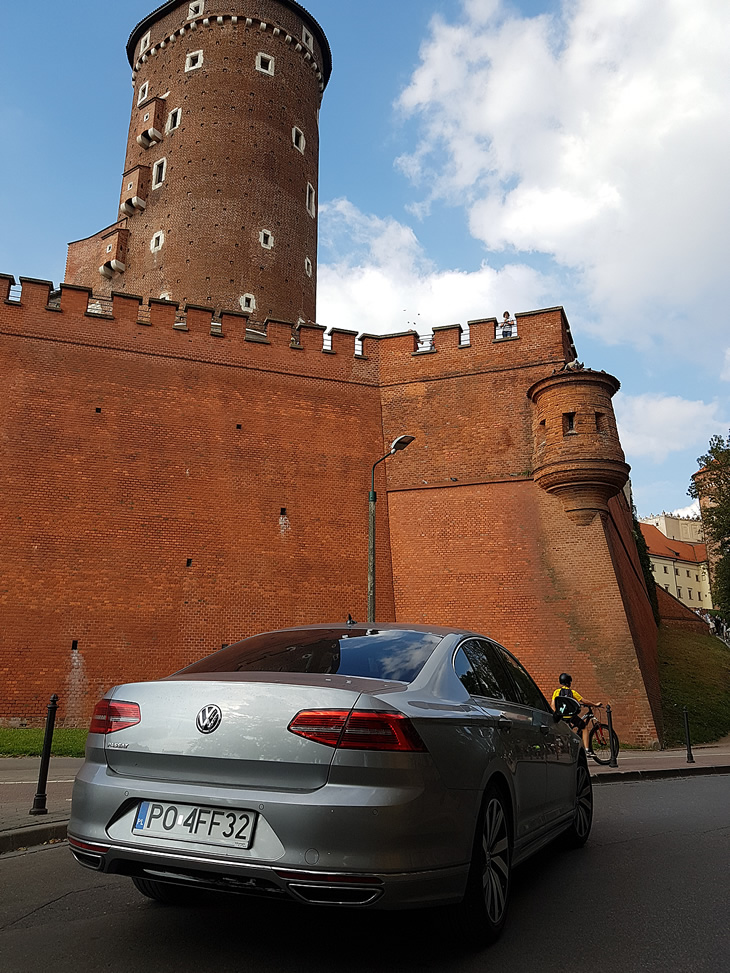 Volkswagen Passat 2.0 TDI w Krakowie