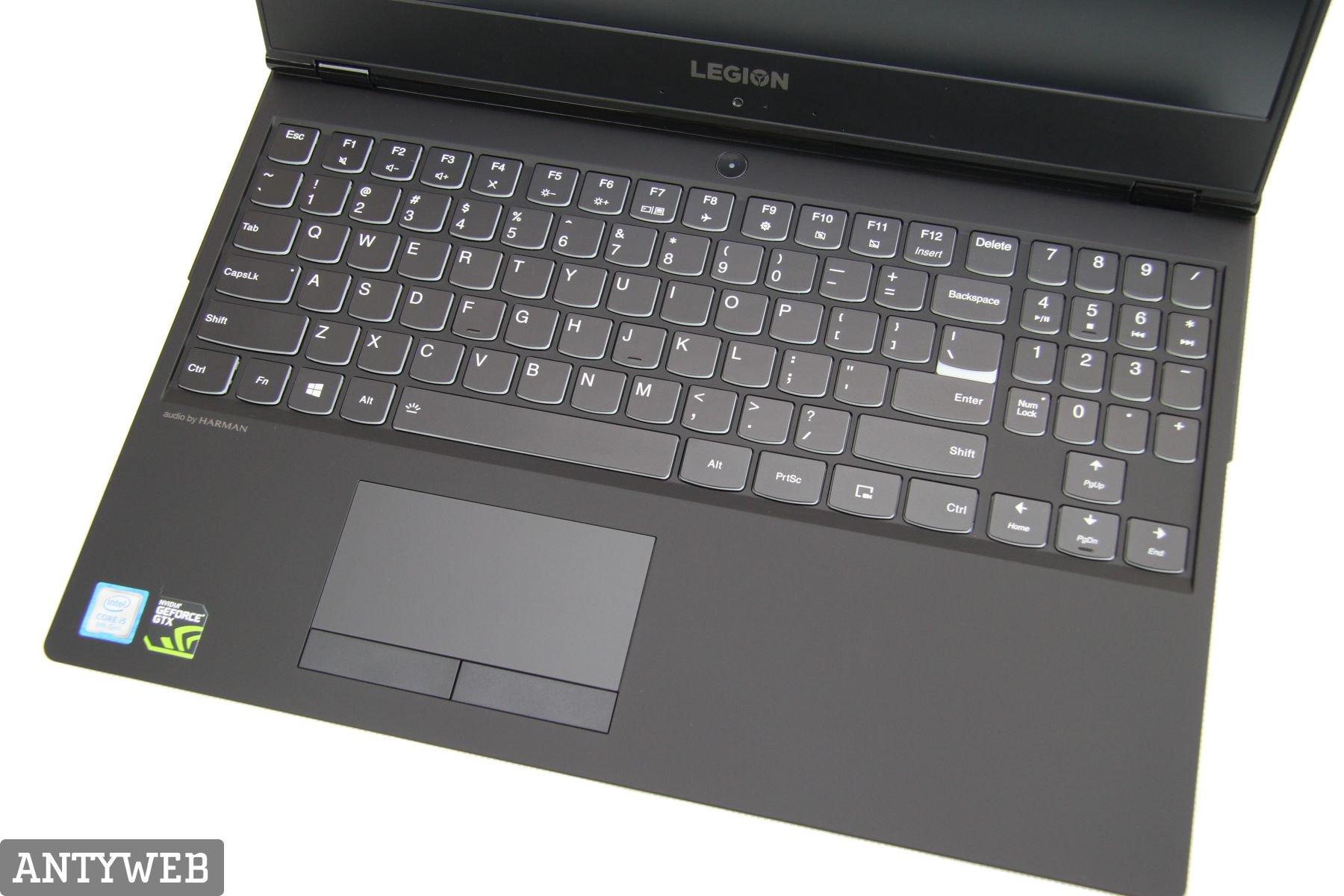 Lenovo Legion Y530 klawiatura