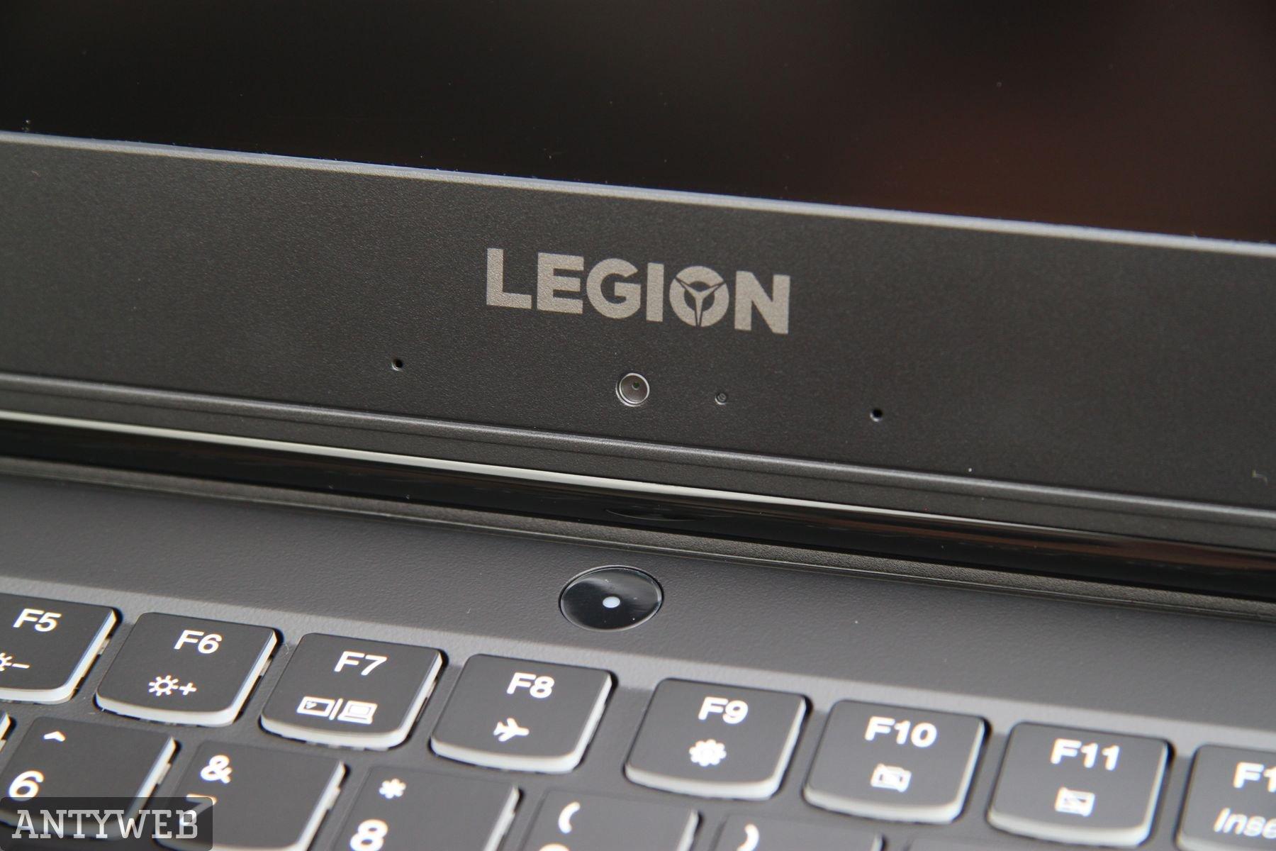 Lenovo Legion Y530 kamerka wideo