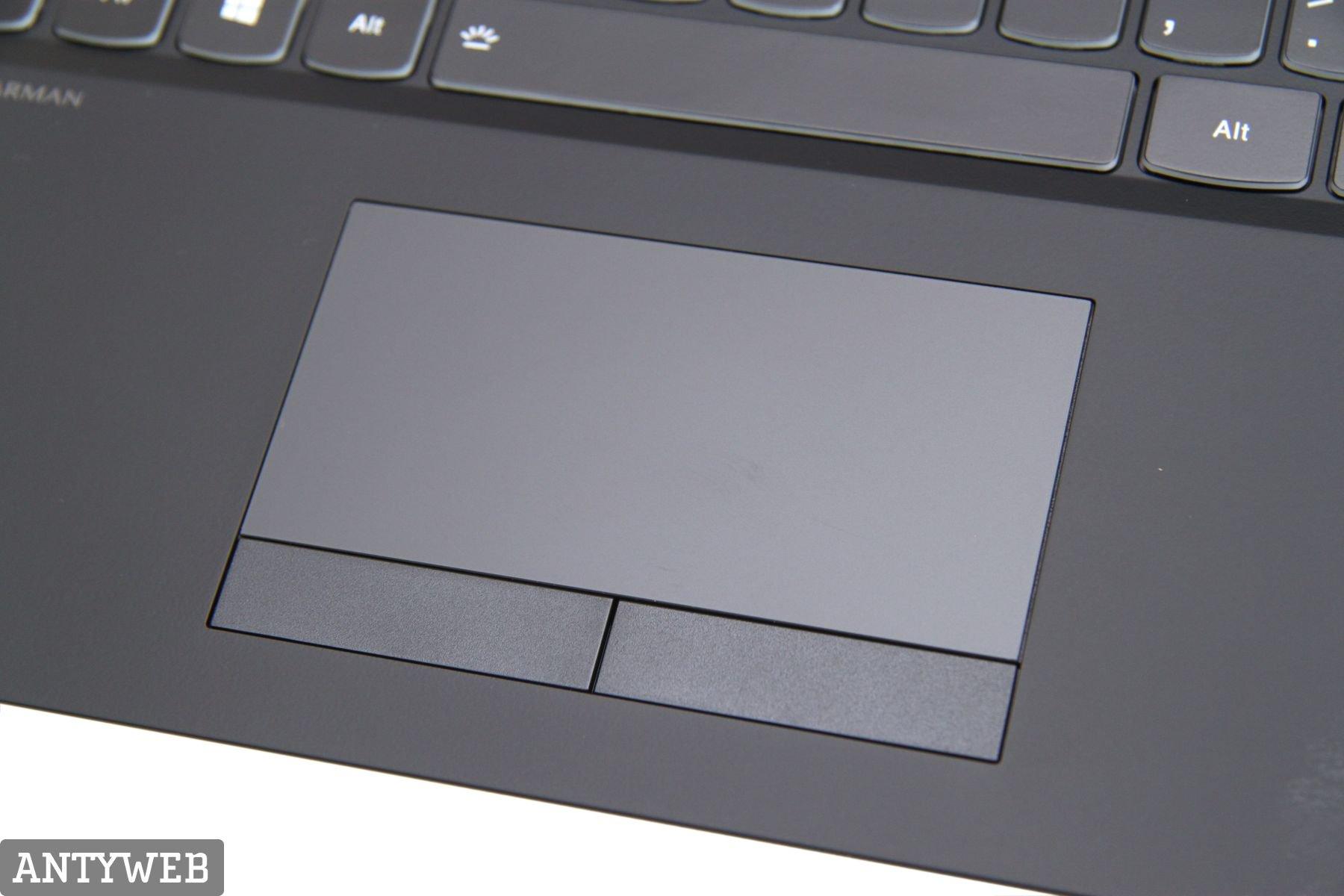 Lenovo Legion Y530 touchpad