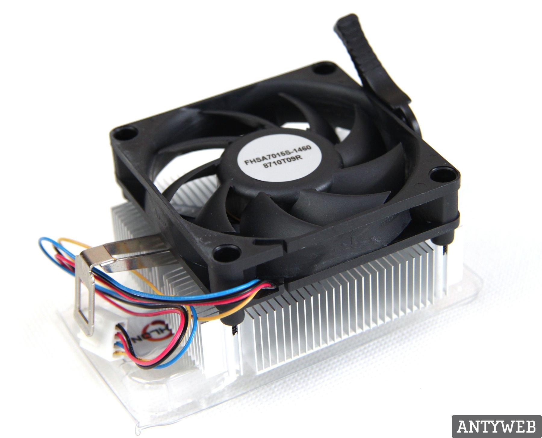 AMD Athlon 200GE boksowy cooler