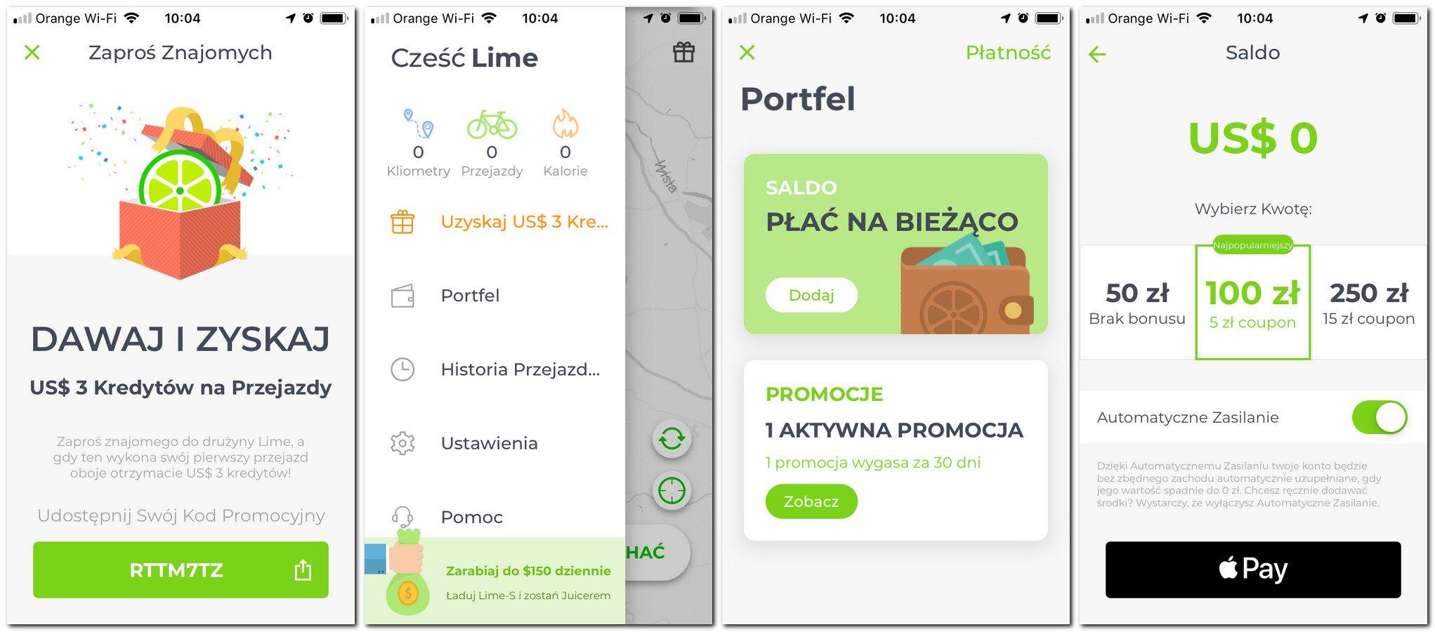 Lime w Polsce