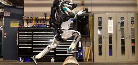 robot przyszłości