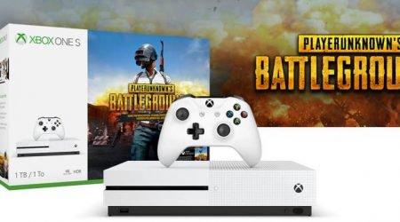 Xbox One S PUBG