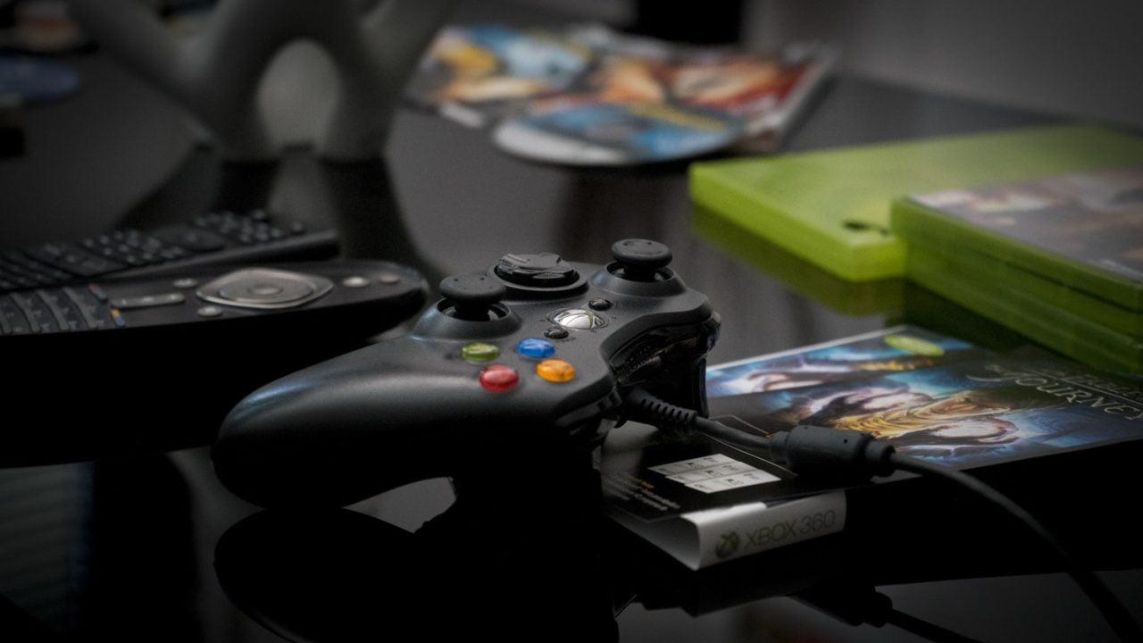 Pad do Xbox 360 - świetny pad również do PC
