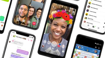 Nowy Messenger jest śliczny i wydaje się lżejszy. Facebook to mistrz kamuflażu