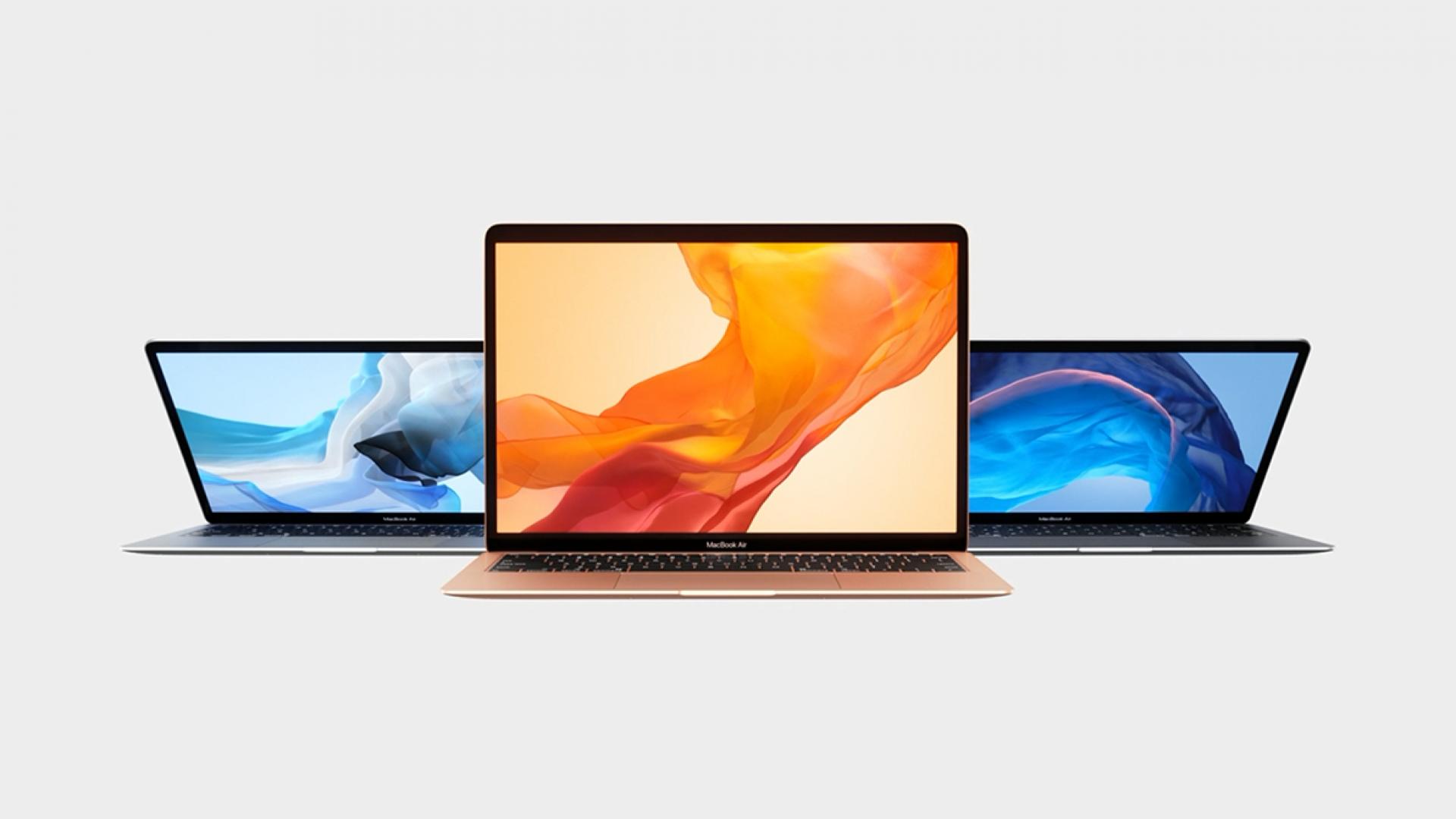 macbook air wydajność
