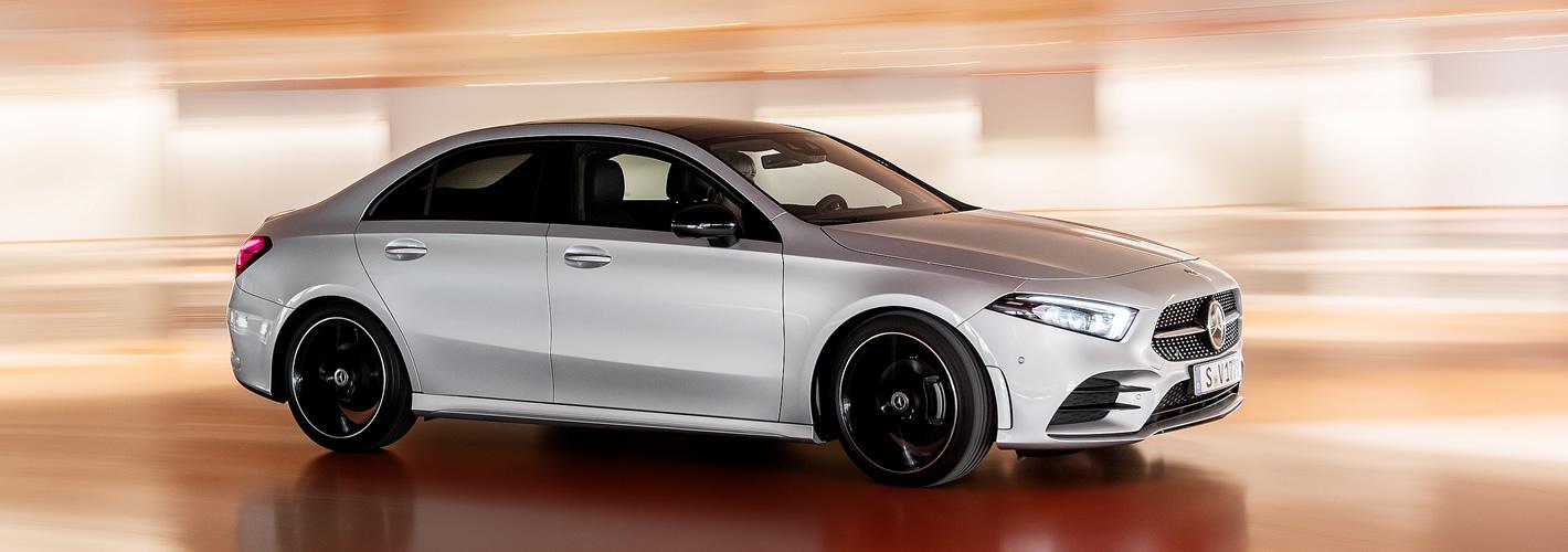 Mercedes-Benz Klasy A Limuzyna