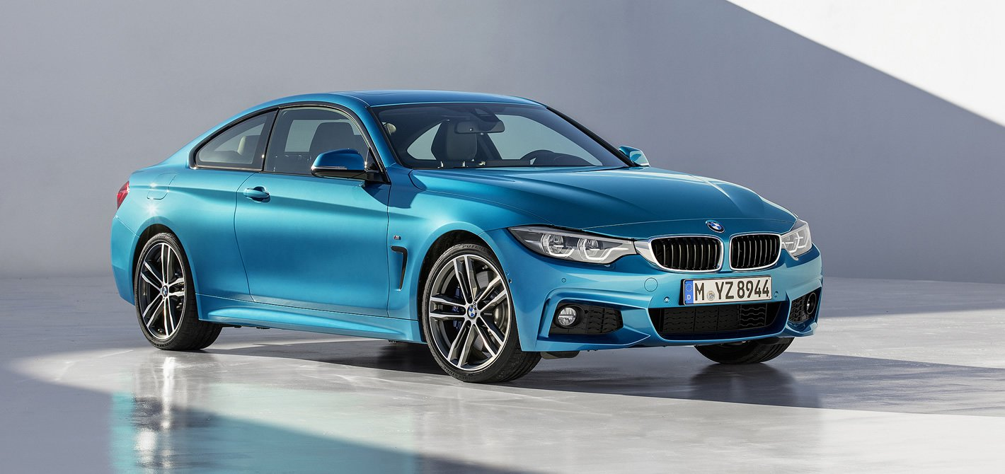 BMW 440i coupe - ceny