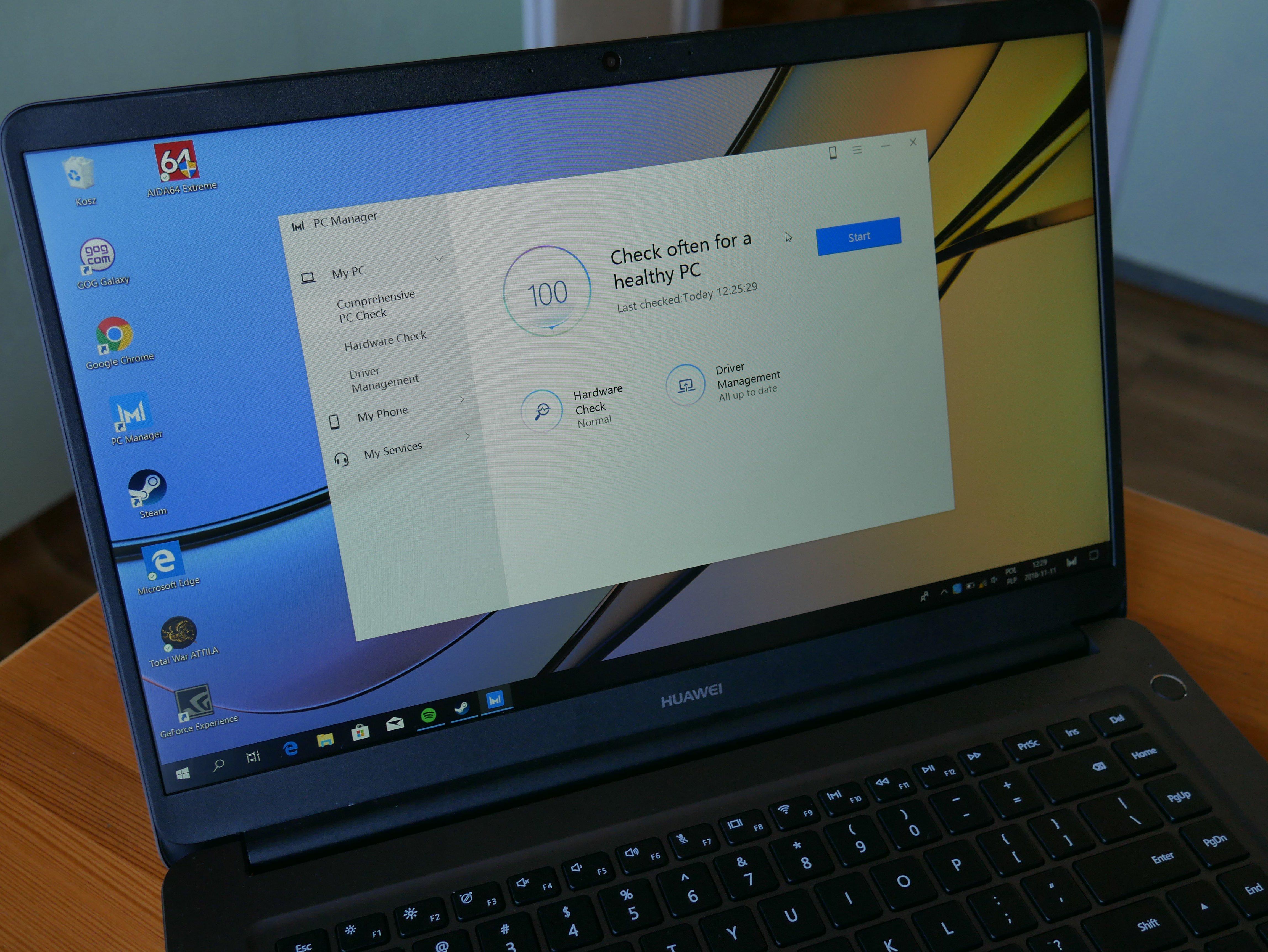 Recenzja Huawei Matebook D  Test świetnego laptopa do 3000