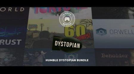 Humble Dystopian Bundle