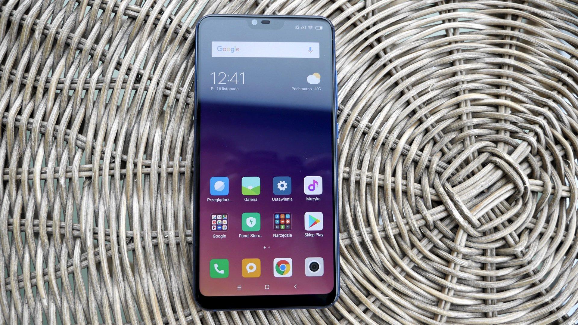 Xiaomi Mi 8 Lite