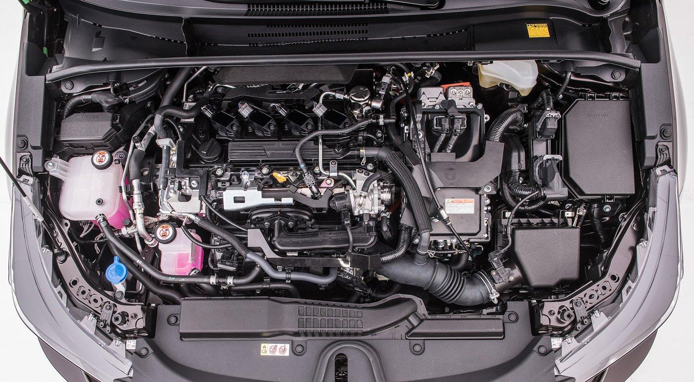 Toyota Corolla 2.0l Hybrid